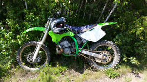 Looking for a Kawasaki kx250 swing arm