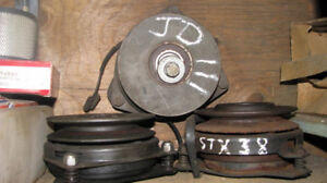 parts, parts and more parts for lawn tractors AND MORE!