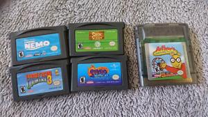 NEW PRICE - 5 Retro games!