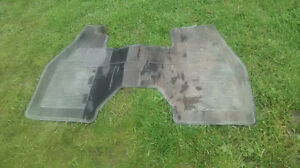 original front vw floor mat