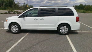 2013 Dodge Grand Caravan Stow'n Go