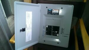 Secondary, Pony, Specialty Electrical Breaker Panel Kitchener / Waterloo Kitchener Area image 2