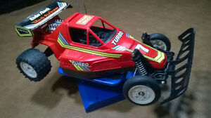 """Radio Shack Red Arrow Frame Buggy R/C Remote Control Car"""