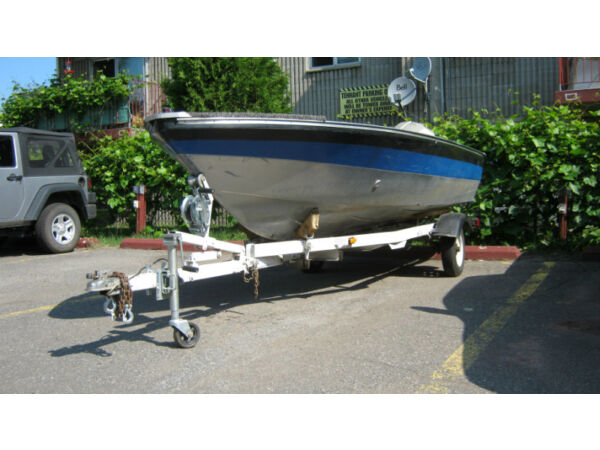 Used 1992 Other 15,ft. Edison Pike fishing boat