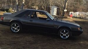 Looking for 1986 mustang moldings