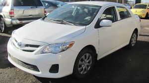 2012 Toyota Corolla Sedan ,Safety and e test London Ontario image 1