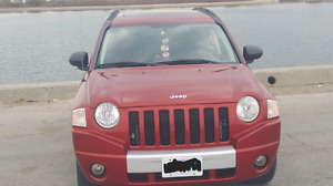07 jeep compass trade for good van
