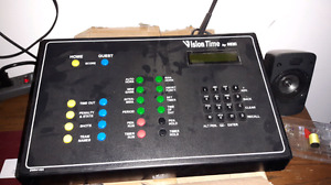 Vision time score board controller