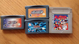 Gameboy Advance Games and Dr Mario Kitchener / Waterloo Kitchener Area image 1