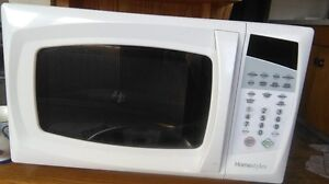 excellent condition HOMESTYLE microwave only $35
