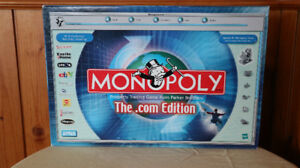 MONOPOLY - THE .COM EDITION