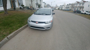 Civic coupe 2008