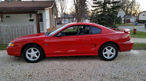 94 Mustang gt for sale $8000obo