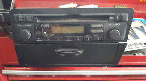 2002 honda civic radio
