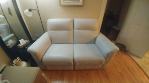 Fauteuil/causeuse inclinable