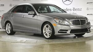 2013 Mercedes-Benz E350 4MATIC Sedan Edmonton Edmonton Area image 5