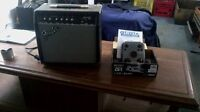 Fender 15G frontman amp+effects pedal