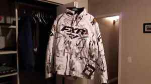 Fxr jacket never worn