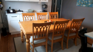 Dining Set *$550 obo*delivery incl*