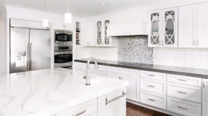 Clearance SALE Quartz Granite Kitchen Countertop FREE BOSCO SINK