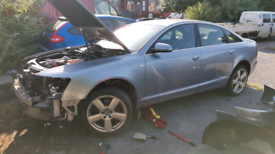 Audi A6 sline parts breaking ask any part