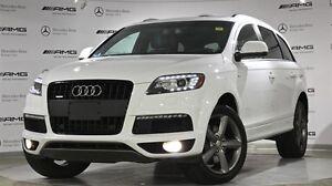 2014 Audi Q7 3.0T 8sp Tiptronic Progressiv