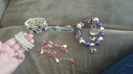 Bulk lot of bracelets Redbank Plains Ipswich City Preview