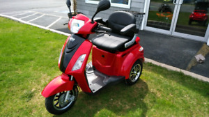 2018 GIO REGAL 3 WHEEL SCOOTER!! SPRING SPECIAL!!!
