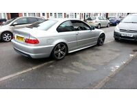 BMW M SPORT 325 coupe for swaps