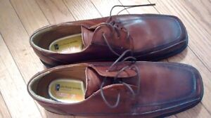 Men's Docker shoes, worn once