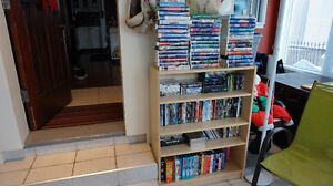 Lots VHS + PLAYSTATION + XBOX games+ DVDs+CDs=TOTAL 185 pieces