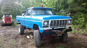1978 F-150 bogger open to trades