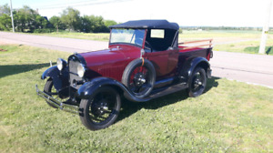 1929 Model A Roadster Pick-up