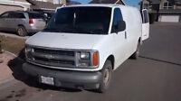 2001 Chevrolet Express 2500 Van