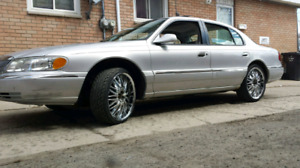 Mint 98 Lincoln continental