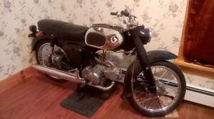 1964 Honda 90 Vintage Motorcycle