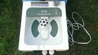 Dr Scholl's heated foot massage with attachments, used twice
