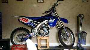 2014 Yz450f trade for 250 2 stroke