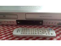 TARGA DVD/Video Combi Player