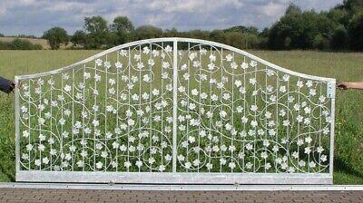 Yard Gate Garden Gates Gate Schiebetor Bachus-GTSR450 Galvanised