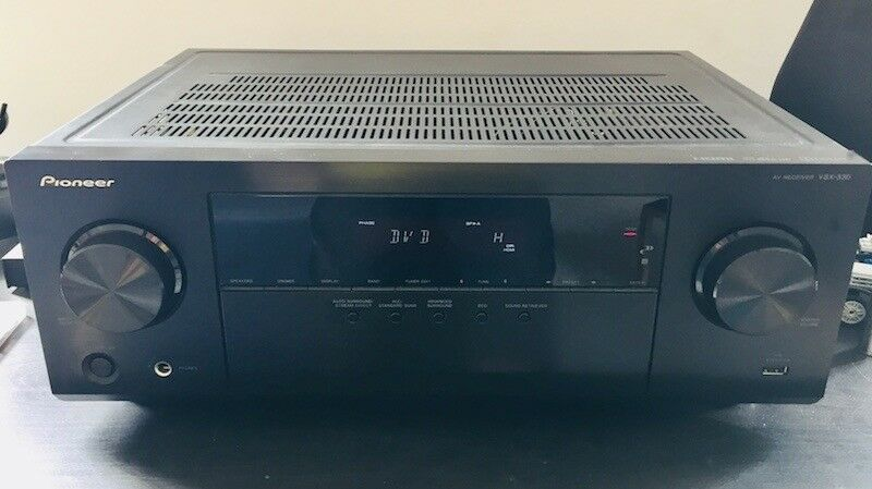 Pioneer VSX330 AV Receiver with Monitor Audio MASS 5 1 | in Hove, East  Sussex | Gumtree