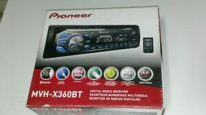 Radio auto Pioneer bluetooth