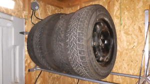 GoodYear Winter Tires 205/60R16
