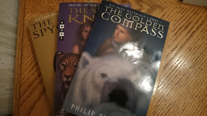 Golden Compass series-3 hard cover book set