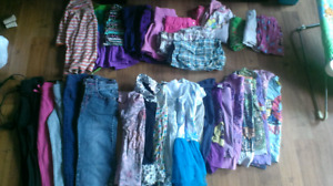 Girl clothes sizes 6-10