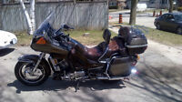 """1985 Yamaha Venture Royal Limited Edition """"Certified"""""""