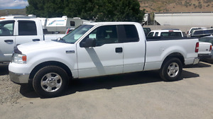 2008 ford f 150 short box 2 wheel drive
