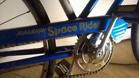 1964 Raleigh Space Rider bicycle