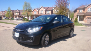 2014 Hyundai accent 6-speed 6700$ or TRADE
