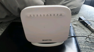 Smart/RG router with wifi